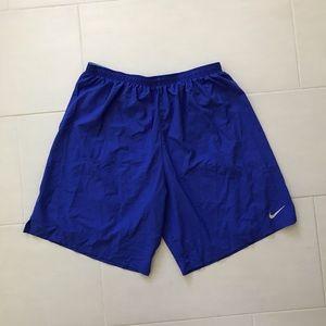 Nike Men's Dri-Fit Pro Shorts XXL Blue
